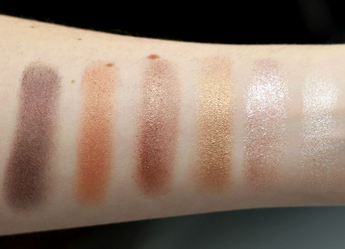 Sleek i-Lust The gold Standard swatch