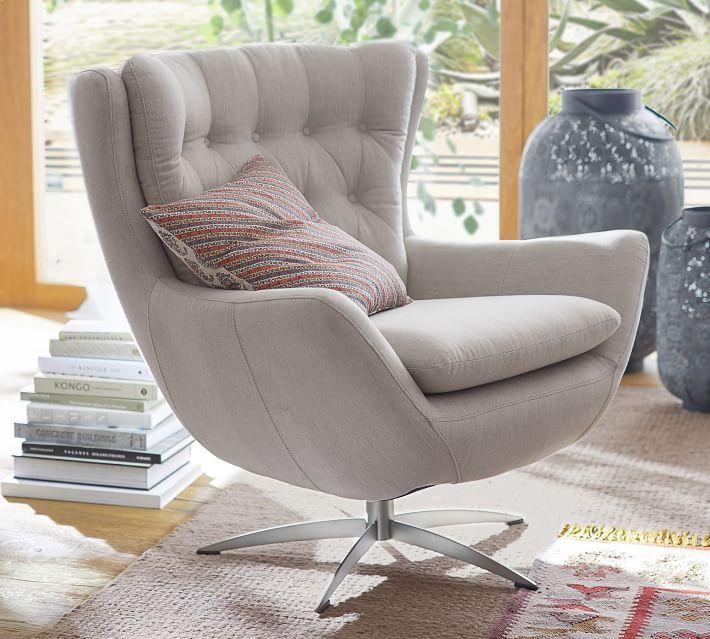 12 Stunning White Living Room Chair Ideas Hello Lovely Swivel Armchair White Living Room Chairs Upholstered Swivel Chairs
