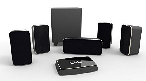 Introducing Axiim Q HD Wireless Home Theater 51 System. Great product and follow us for more updates!