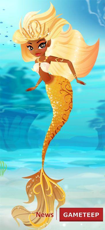 Leo mermaid mermaid world