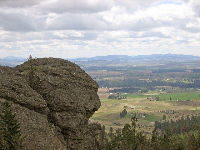 Nine easy hikes near Spokane from the WA Trail Association