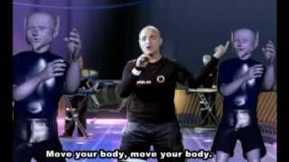 Eiffel 65 - Move Your Body (Original Video with subtitles) - YouTube