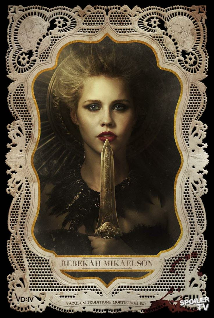 Rebekah  - TVD - The Vampire Diaries: http://spotseriestv.blogspot.com.br/search/label/the%20vampire%20diaries