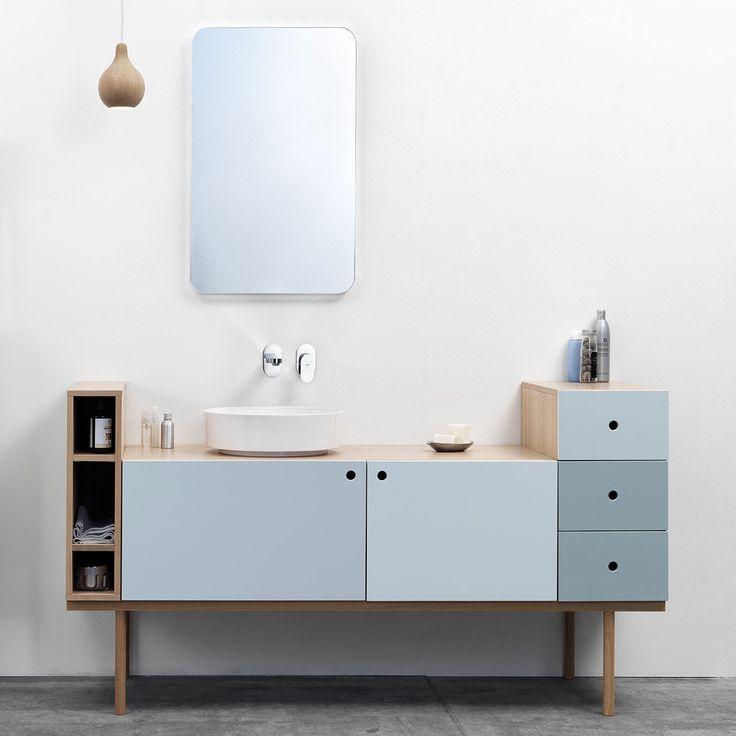 les 25 meilleures id es concernant meubles pour salle de. Black Bedroom Furniture Sets. Home Design Ideas
