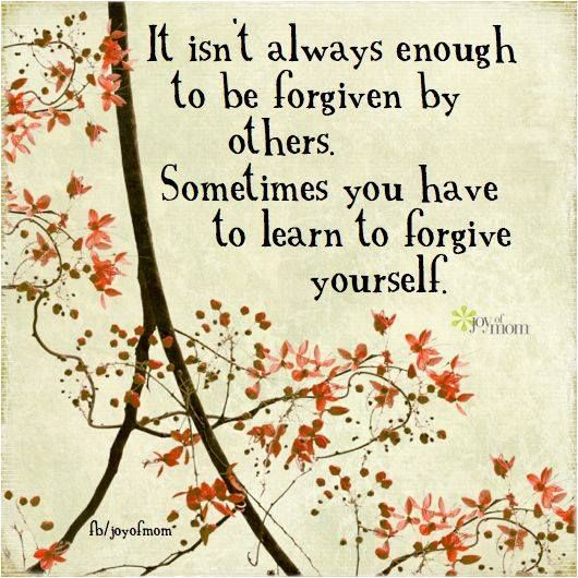 the importance of learning to forgive The importance of forgiveness and useful self-help technique the importance of forgiveness and useful self  if we don't learn to forgive this can become the.
