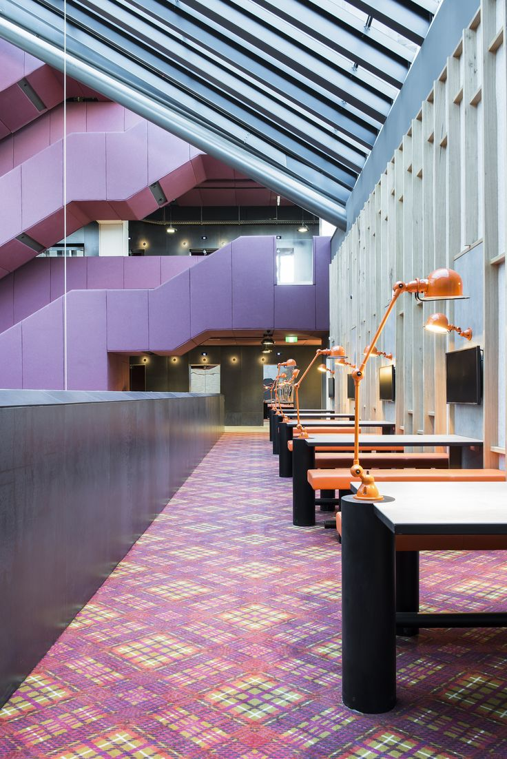 Location: Arts West, University of Melbourne, Australia. Custom design.