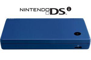 Nintendo DSi Blue Handheld System w/ Charger