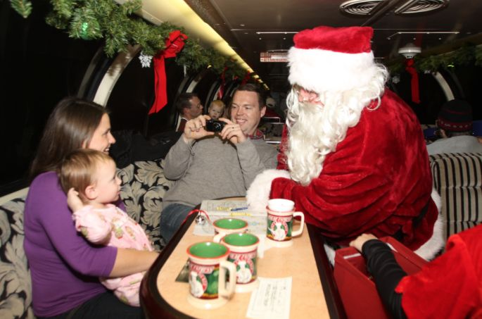 This Christmas season, take the Saratoga and North Creek Railway Polar Express journey. Lifetime memories guaranteed. #travel #family #Christmas #Santa https://www.sncrr.com/the-polar-express.html