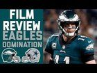cool How the Eagles Halftime Adjustments Led to a Second Half Domination of Dallas | Film Review | NFLN
