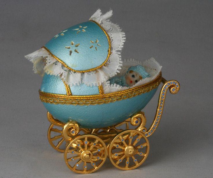 Farha's Egg Art - Goose Egg Art Gallery 1