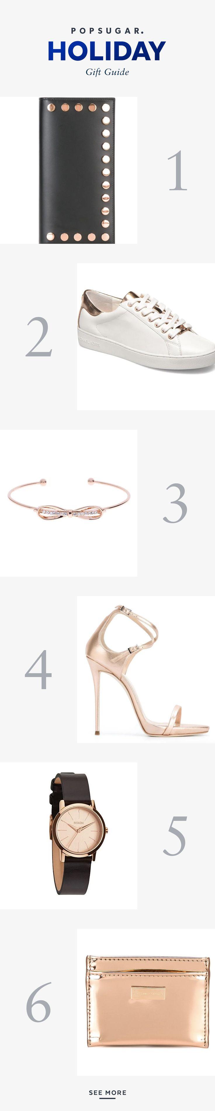 62 Idées de Cadeaux Pour les Obsédées du Rose Gold