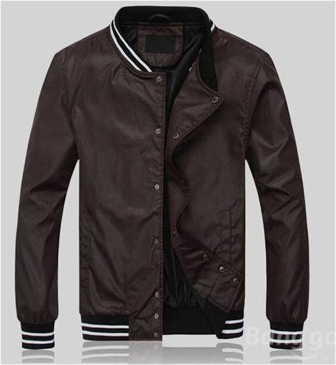 Macho Moda - Blog de Moda Masculina: Review - Recebidos do Banggood: Jaqueta Bomber, Coat, Relógio, Bolsa de Mão e Anel