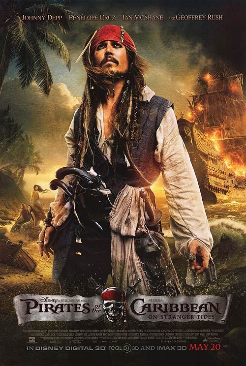 an analysis of the movie the pirates from the carribean