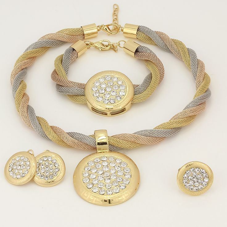 28 best 18K gold jewelry images on Pinterest