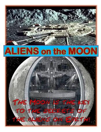 ARE YOU READY TO DISCOVER THE SECRETS OF THE ALIENS ON THE MOON? Discover why the Moon is the key to the what the aliens are doing on Earth! http://www.blue-planet-project.com/aliens-on-the-moon.html