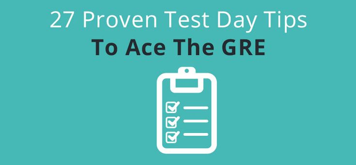 14 best gre test prep grad school admissions images on pinterest 27 proven test day tips to ace the gre crunchprep gre fandeluxe Images