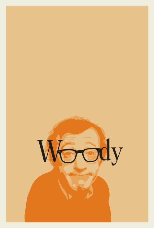 #WoodyAllen #Typography #QuickFox