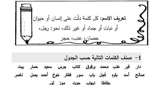 مراجعة في اللغة العربية الفعل الماضي المضارع الأمر للسنة الثالثة ابتدائي الجيل الثاني Self Esteem Worksheets Past Tense Number Worksheets