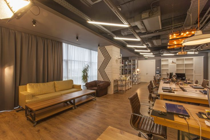 office interior design by PickTwo