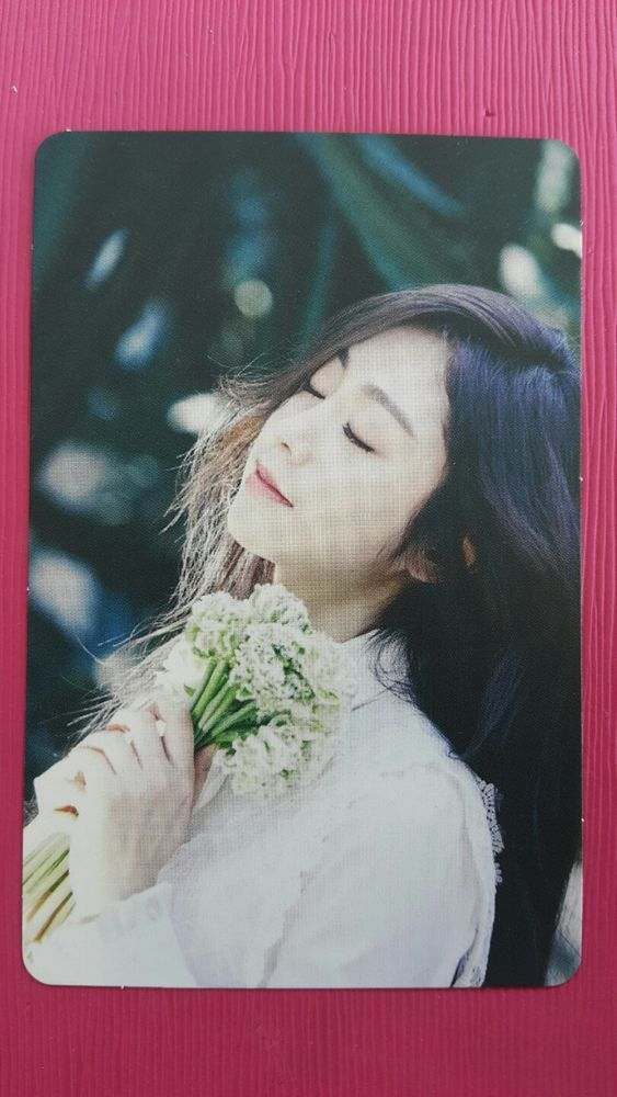LOVELYZ JISOO Official Photocard #1 A NEW TRILOGY 2nd Album GRAVITY 지수