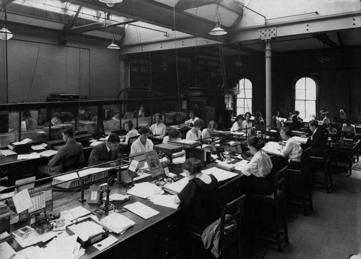 8 best on the production line in the 20s and 30s images on for Office design derby