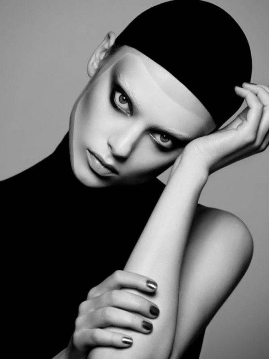 saints-magazine-beauty-2, Editorial Makeup.