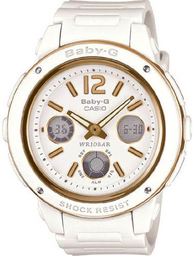 Women Watch Casio BGA151-7B Baby G Baby-G Digital-Analog « Delay Gifts