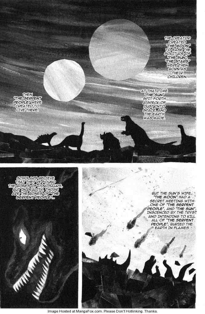 Animal X: Genshi Sairai 1 - Read Animal X: Genshi Sairai 1 Online - Page 4