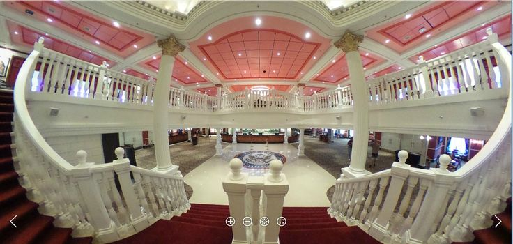 360 photo tour of Norwegian Cruise Line's Pride of America #cruise ship. #travel