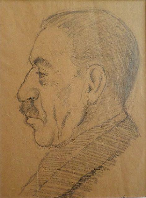 Édesapám portréja