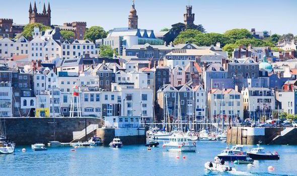 NESTLED in the English Channel, off the Normandy coast, Guernsey promises beautiful beaches and a mild climate. Here are 10 great reasons to go now...