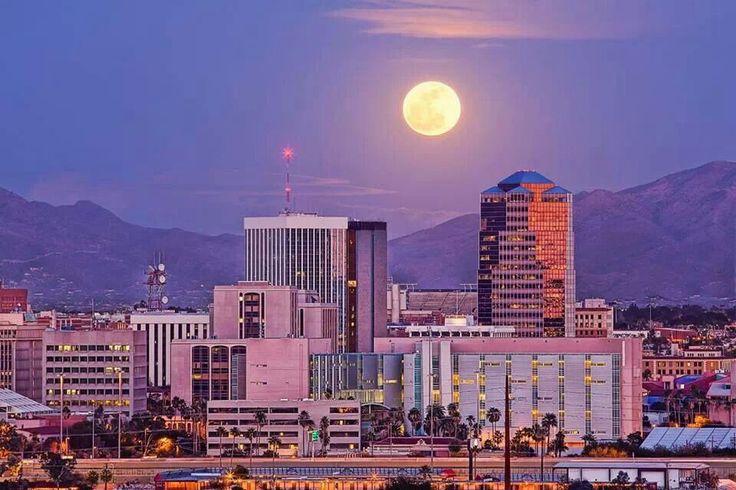 Tucson Az Once In A Blue Moon Pinterest Tucson