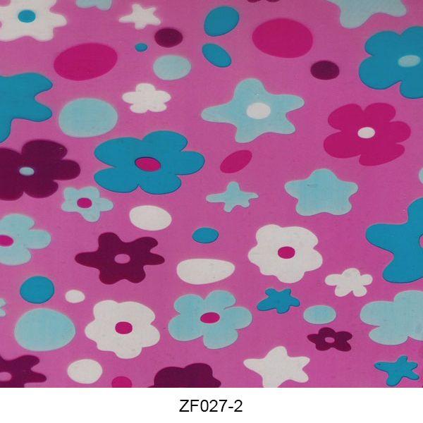 Hydro printing film flower pattern ZF027-2