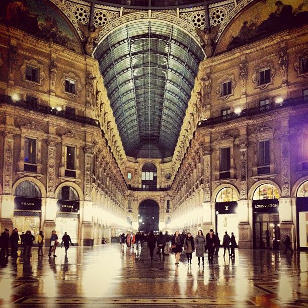 YOU're so #beautiful. #Milano (presso Galleria Vittorio Emanuele II)