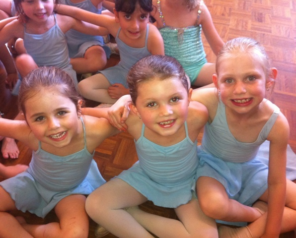 Kids dance classes Kellyville