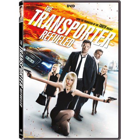 The Transporter Refueled (DVD) - Walmart.com in 2020   The ...