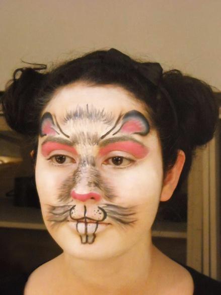 B2 Tasarım Atölyesi // Sahne Makyajı İzmir... Stage Make-up, Body Painting