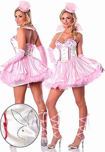 Halloween Costume Candy Girl  Costumes - Cartoons -9836