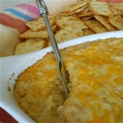Spicy Maryland Crab Dip Recipe- this was great! Reviewed others comments and modified to our taste