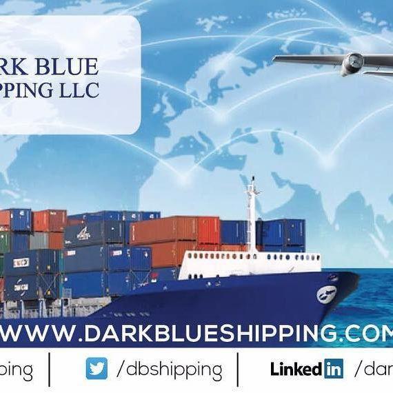 Dark Blue Shipping LLC has Office at Sultanate Of Oman & United Arab