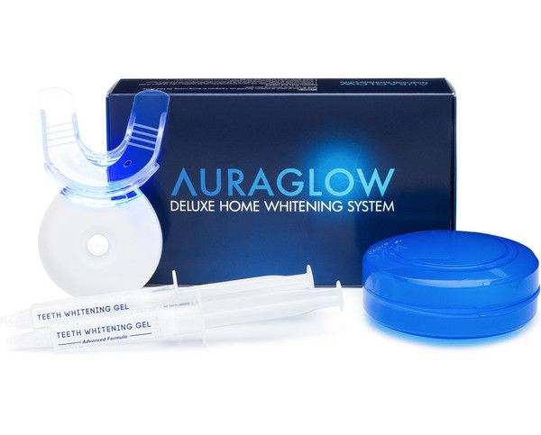 Deluxe Home Teeth Whitening System