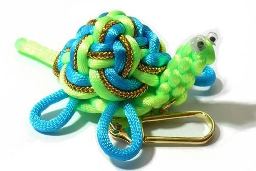 How to make a Chinese Knot Turtle - TOYS, DOLLS AND PLAYTHINGS