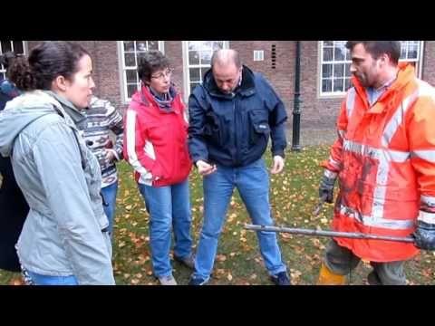 Archeologiedagen Dordrecht 2015 - YouTube