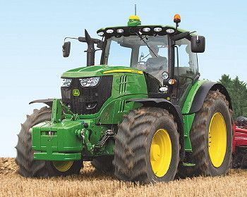 What's new in Farming - John Deere: 6R Series tractors on their way