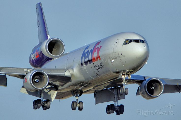 Photo of FDX McDonnell Douglas MD-11 (N618FE)