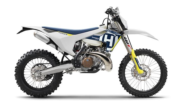 2018 Husqvarna Enduro Models Officially Unveiled    Husqvarna releases more details on its 2018 TE 250i/300i fuel-injected two-strokes as well as the rest of the 2018 Enduro family models.