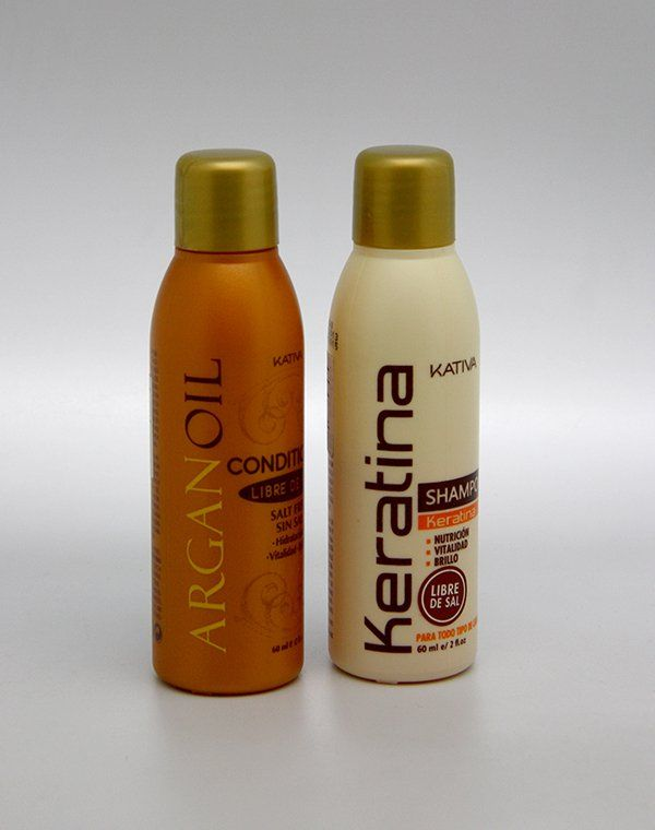 Набор для защиты волос от солнца для пляжного ухода за волосами Kativa, купить шампунь и кондиционер для восстановления в Созвездии Красоты