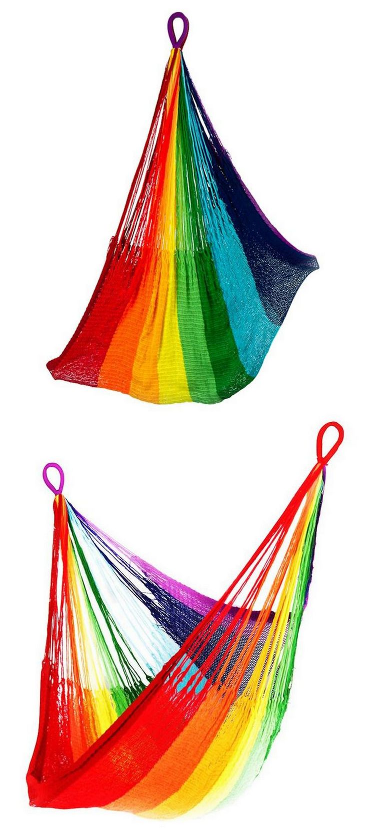 Key West Hanging Chair - Can't ever have enough of these lovely hammock chairs!