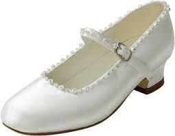 Resultado de imagen para zapatos primera comunion