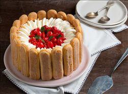 На кухне у Рут: принцесса Шарлотта и королевский торт